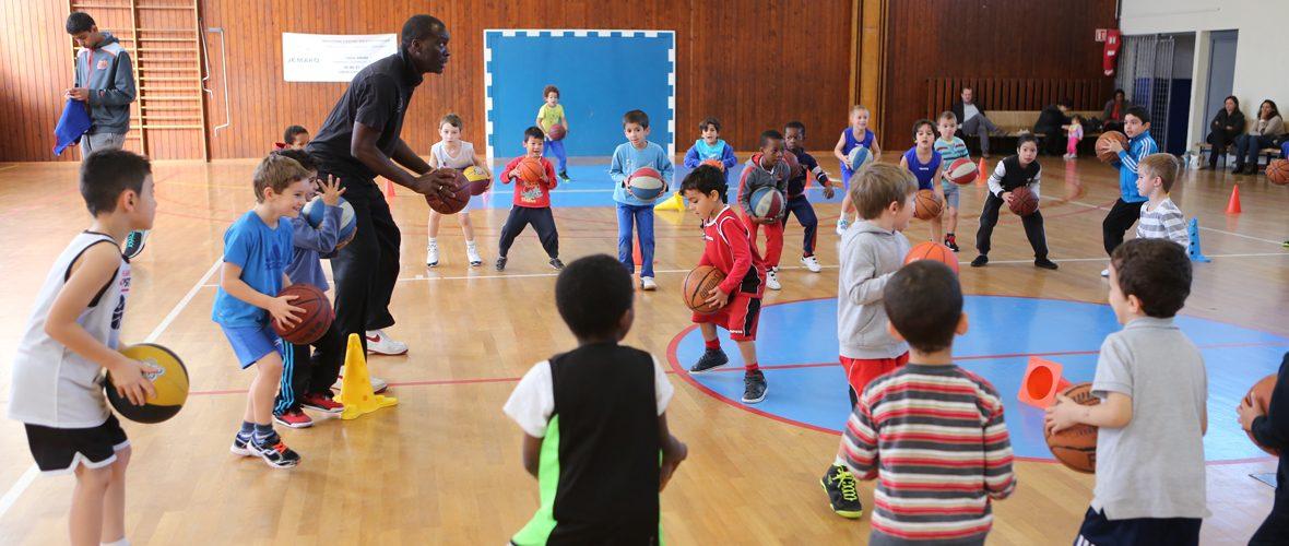 Pass'club, le sésame des 5-11 ans pour découvrir et tester les sports | M+ Mulhouse