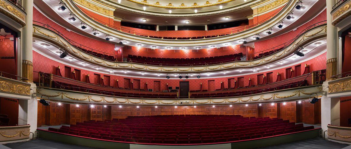 Théâtre de la Sinne : 150 ans et plus vivant que jamais ! | M+ Mulhouse