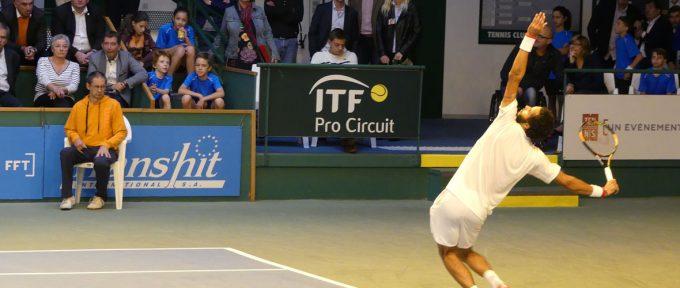 La fine fleur du tennis se retrouve au Grand prix Barrisol