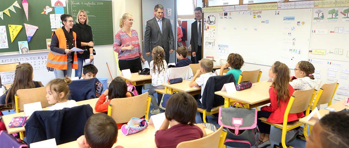 Ecoles: une rentrée sous le signe de la réussite | M+ Mulhouse