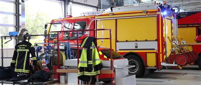[VIDEO] Portes ouvertes chez les pompiers ce week-end