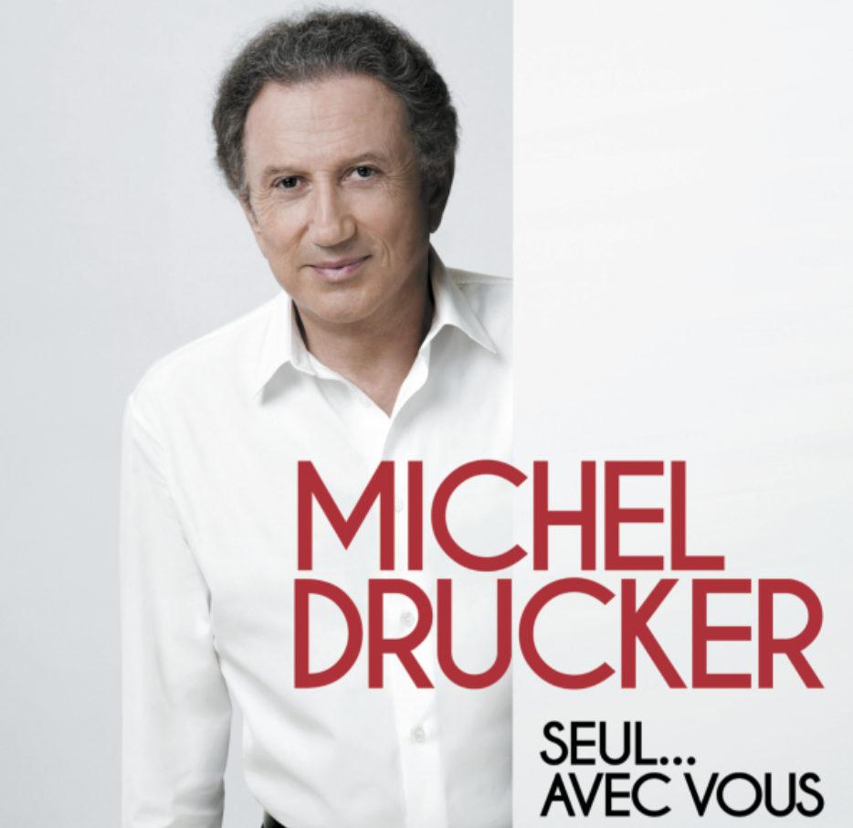 Michel Drucker... Seul avec vous