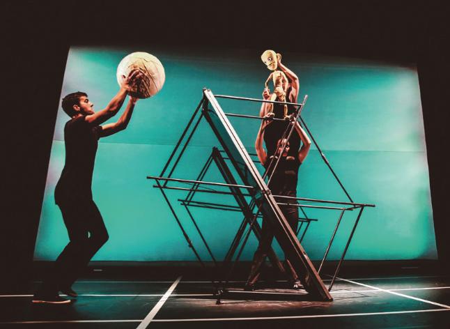 Planète - Marionnettes / Théâtre des Alberts - La Réunion