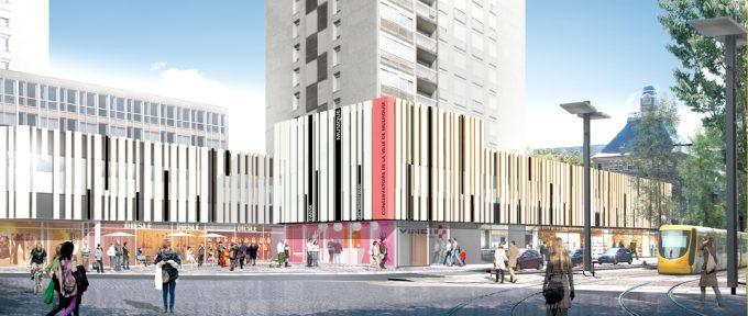 Nouveau Conservatoire : quel chantier !