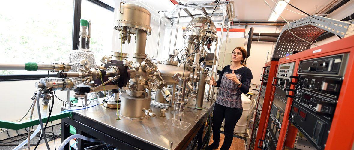 L'UHA ouvre ses labos aux entreprises | M+ Mulhouse