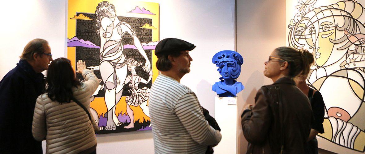 Art3f met les bouchées doubles pour sa sixième édition | M+ Mulhouse