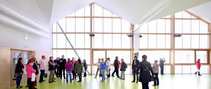Des visites pour briser la glace autour de l'architecture