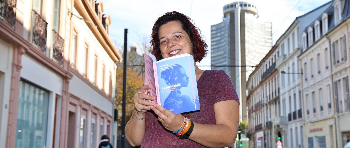 Entretien avec Estelle Lang, une trentenaire qui ne s'avoue jamais vaincue ! | M+ Mulhouse
