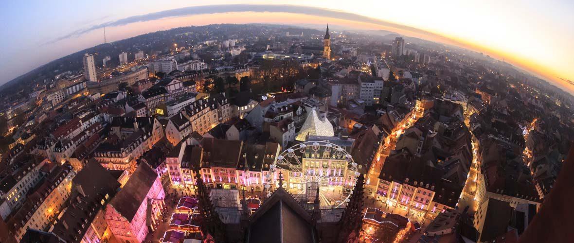 J-21 avant l'ouverture du marché de Noël de Mulhouse | M+ Mulhouse