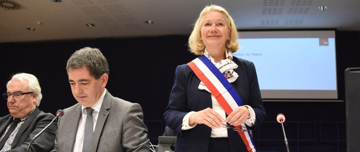 Michèle Lutz élue maire de Mulhouse | M+ Mulhouse