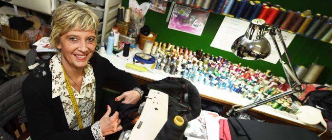 Clinique du vêtement: du cousu main depuis 30 ans