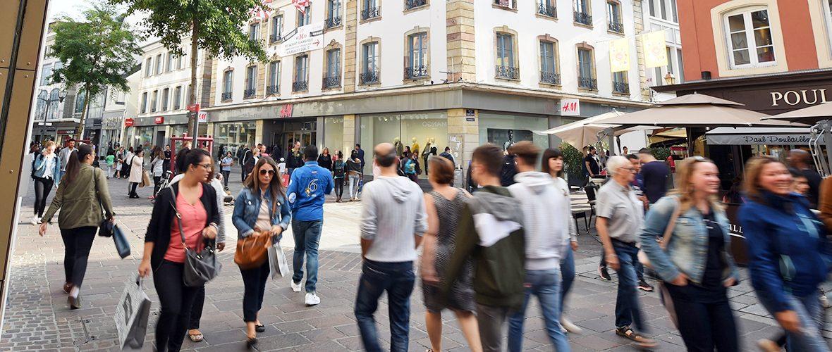 Commerce toujours dynamique m l 39 info de mulhouse - Chambre des commerces mulhouse ...