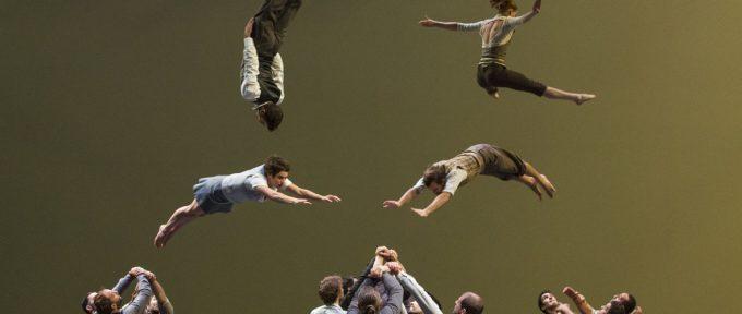 Les acrobates tutoient les sommets à La Filature