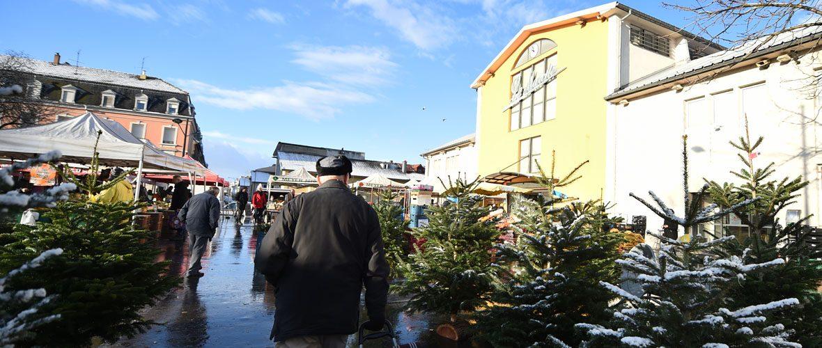 L'autre marché pour préparer Noël   M+ Mulhouse