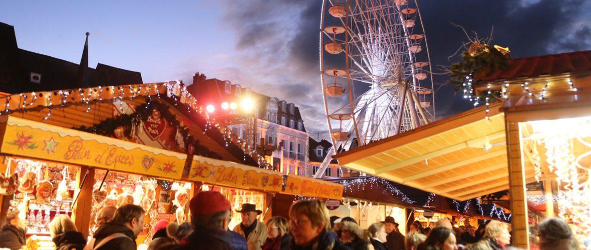Dernière ligne droite pour le marché de Noël et ses animations | M+ Mulhouse