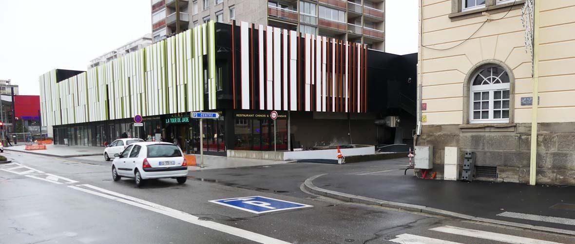 Parking Centre: 550 places de stationnement dans l'hyper centre | M+ Mulhouse