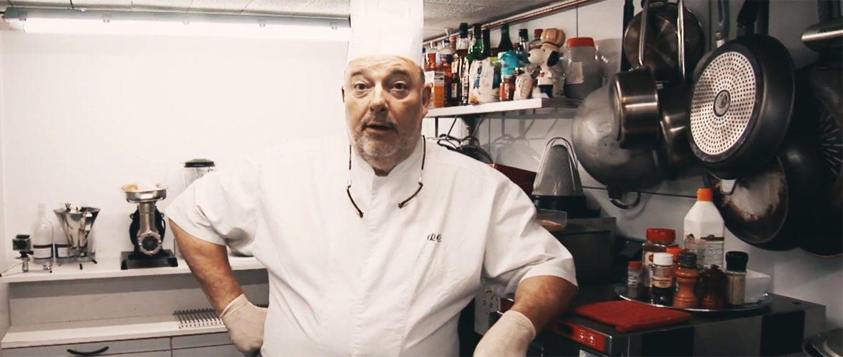 En cuisine avec le chef Renaud Chabrier | M+ Mulhouse