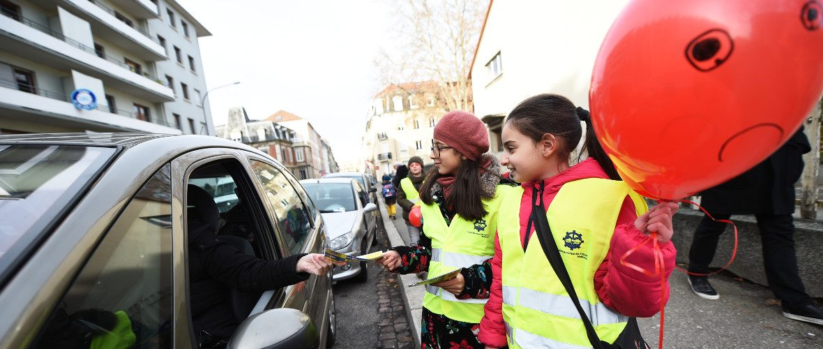 Code de la Route : les enfants imposent le respect ! | M+ Mulhouse