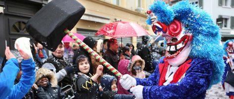 5 bonnes raisons d'aller au carnaval de Mulhouse