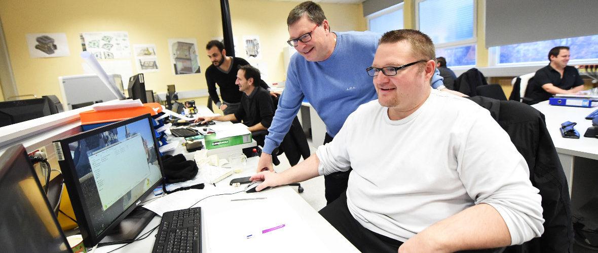 Handicap : La Ville et m2A montrent l'exemple | M+ Mulhouse