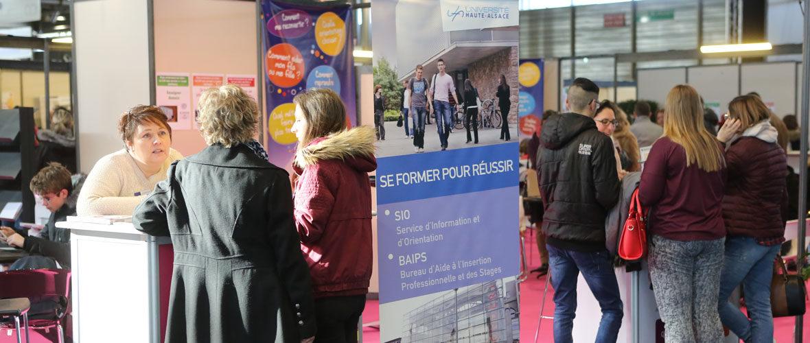 Journée des carrières : le rendez-vous de la formation et de l'emploi | M+ Mulhouse