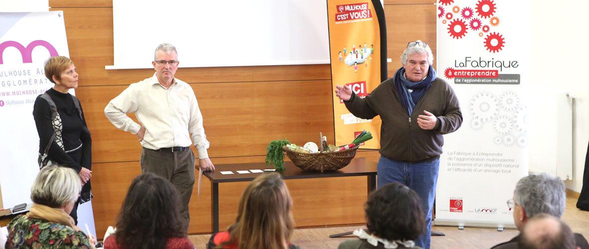Courts Circuits : deux projets solidaires primés | M+ Mulhouse