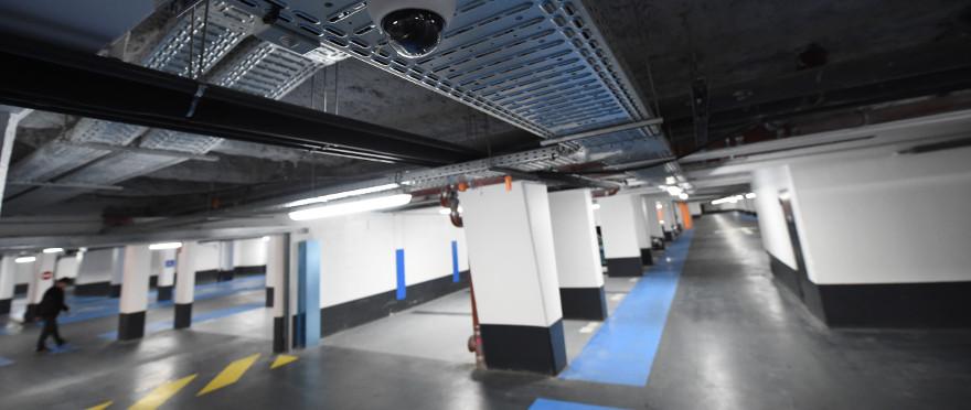 Stationnement : Ouverture du Parking Centre