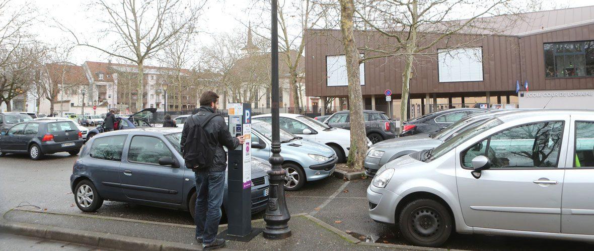 Stationnement : ce qui change en 2018 | M+ Mulhouse