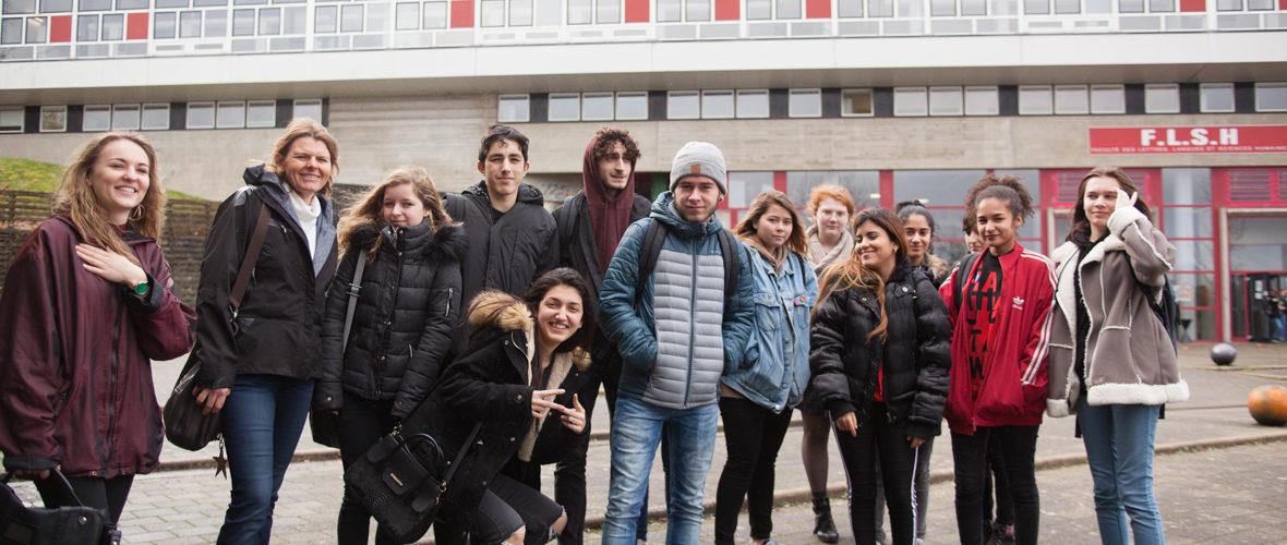 Cordées de la réussite : réussir l'ascension vers les études supérieures | M+ Mulhouse