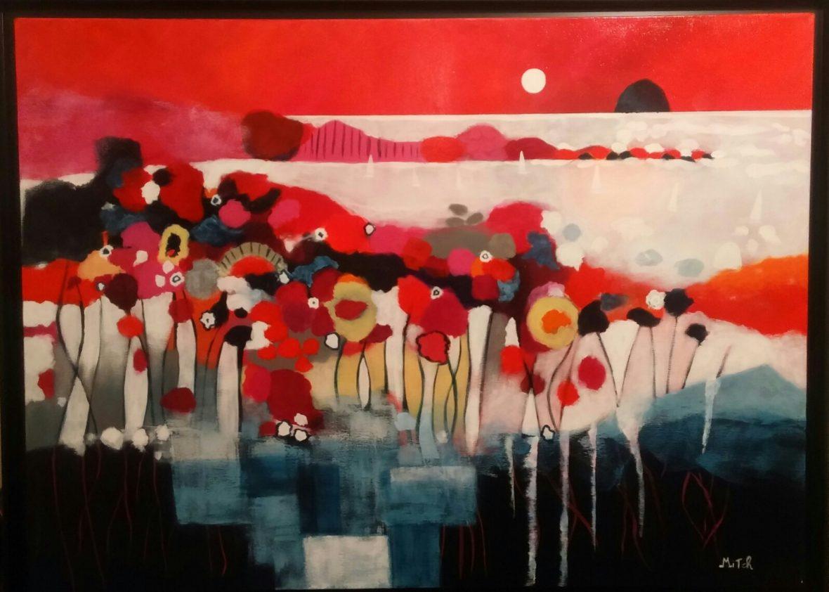 """""""Voyage au pays de la couleur"""" par Michel Fleurence"""