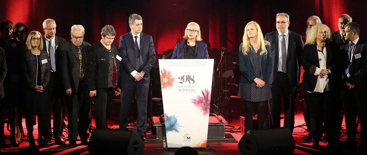 Vœux du maire: «Nous avons à apprendre les uns des autres» | M+ Mulhouse