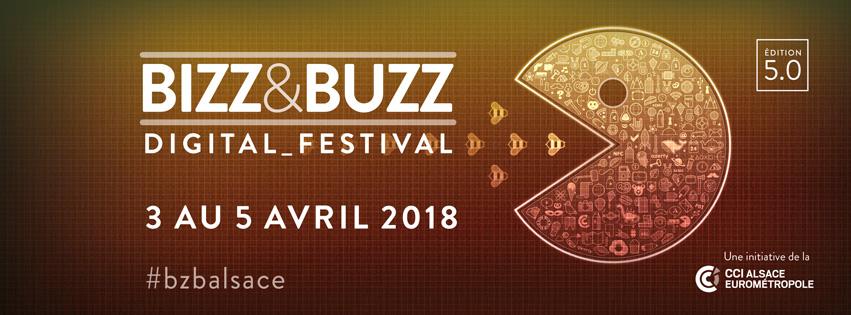 Bizz & Buzz, festival du numérique en Alsace