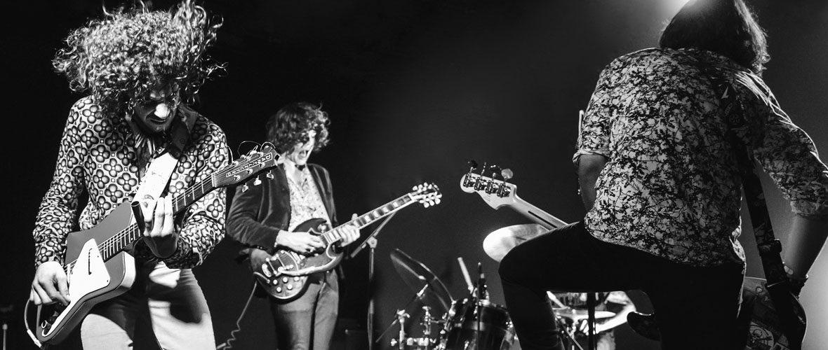 Rock : The Hooktoujours plus haut   M+ Mulhouse