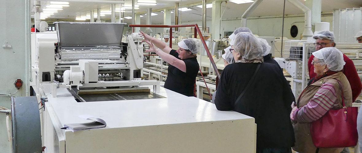 Visites d'entreprises : les gourmandises de la biscuiterie Albisser | M+ Mulhouse