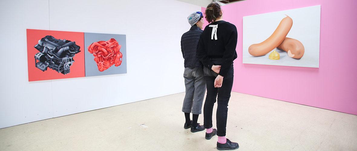 Art: des portes ouvertes pour tout savoir sur la HEAR   M+ Mulhouse