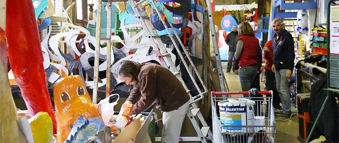 [VIDEO] Dans les coulisses du Carnaval | M+ Mulhouse