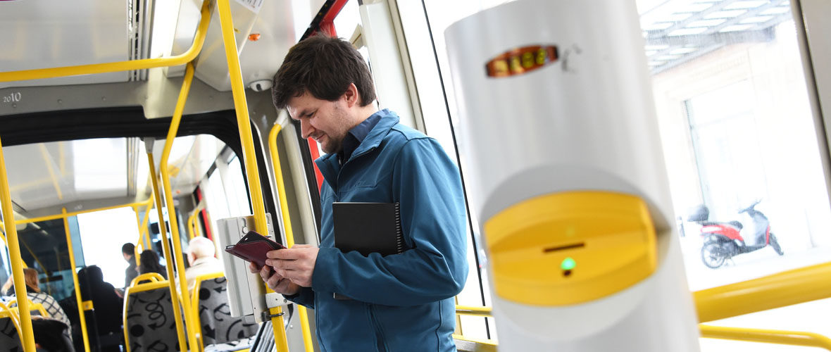Compte mobilité : l'avenir des transports se construit à Mulhouse | M+ Mulhouse