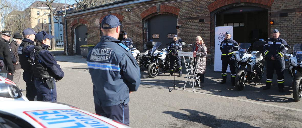 La sécurité, première priorité de la Ville | M+ Mulhouse