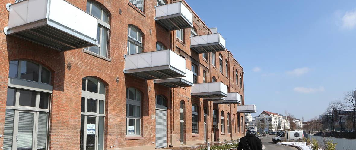 L'Atelier, nouveau lieu de vie à la Fonderie   M+ Mulhouse