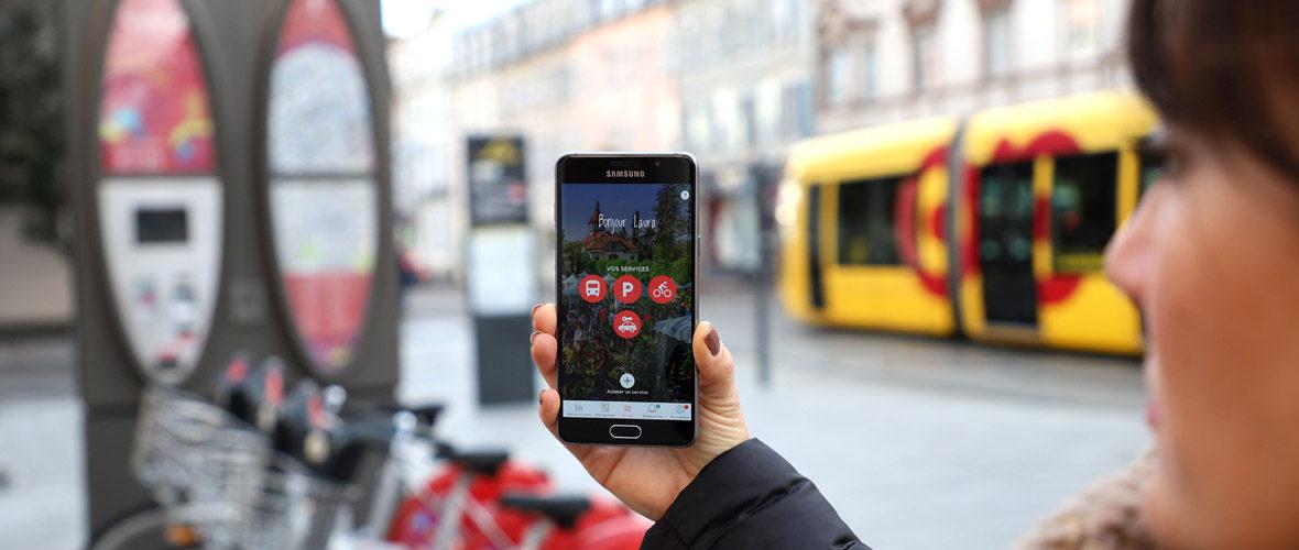 Devenez «bêta-testeur » du futur Compte mobilité | M+ Mulhouse