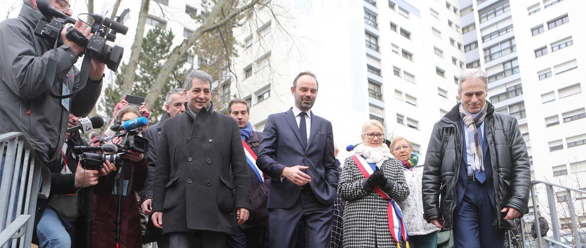 Matinée mulhousienne pour le Premier ministre | M+ Mulhouse