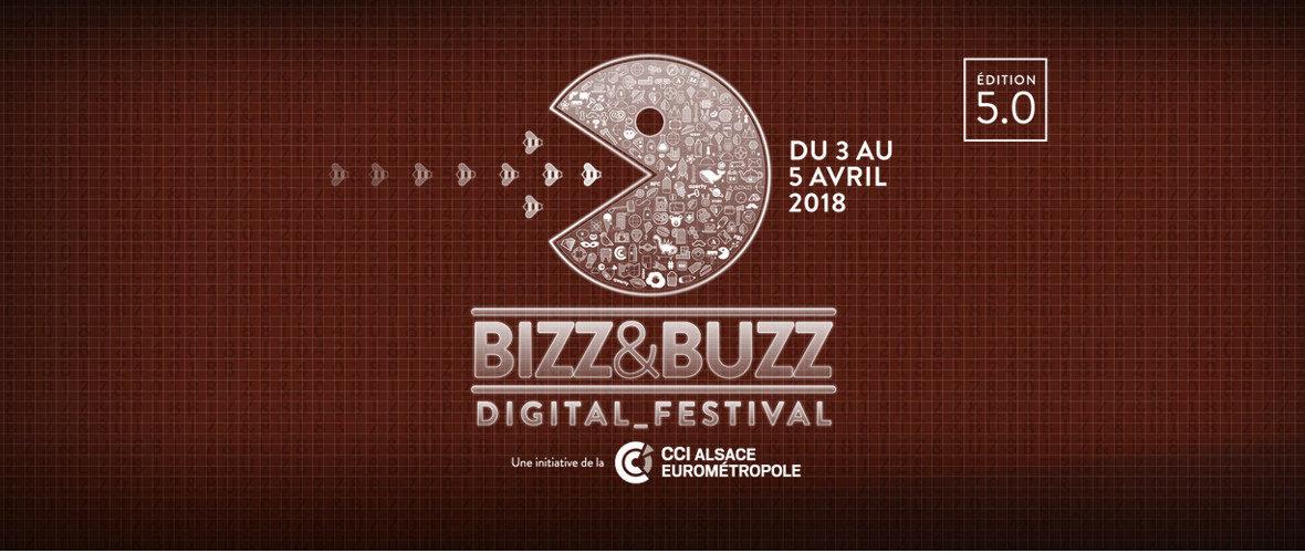Bizz & Buzz : le festival de l'Alsace numérique | M+ Mulhouse