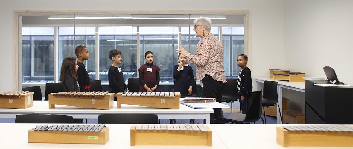Le nouveau Conservatoire de Mulhouse fait sa rentrée   M+ Mulhouse