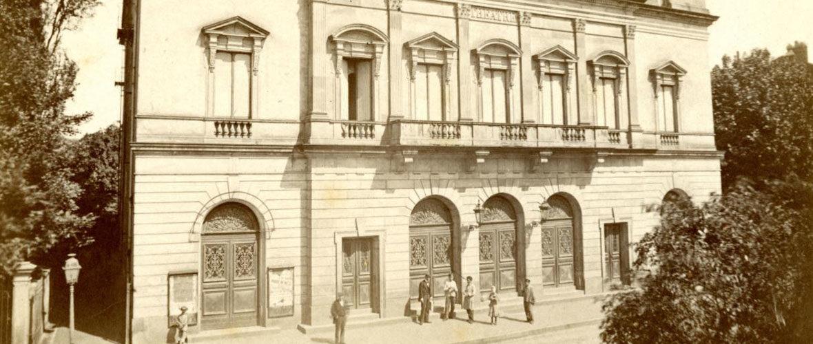Deux expositions pour les 150 ans du théâtre de la Sinne   M+ Mulhouse