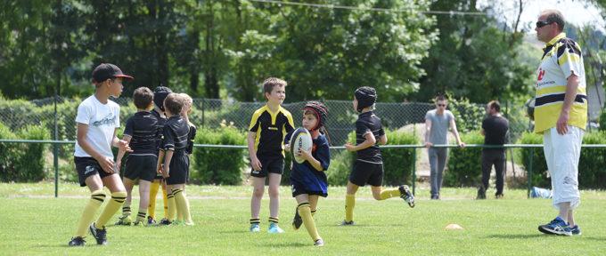 500 jeunes et trois nations pour l'amour du rugby