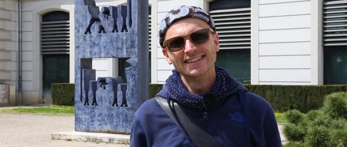 #57, Christophe au square du MISE