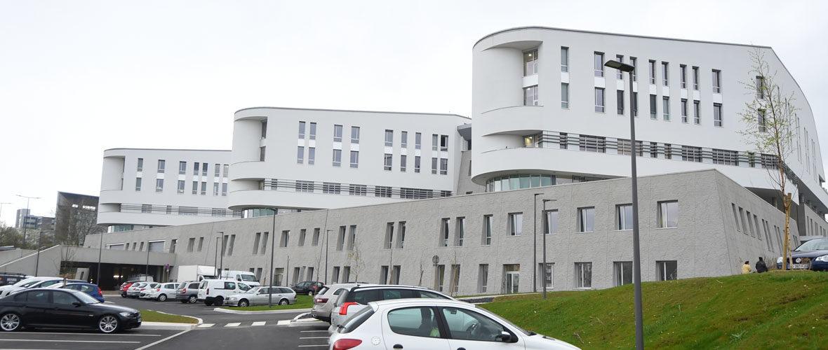 Groupement hospitalier de Mulhouse : un déménagement XXL | M+ Mulhouse