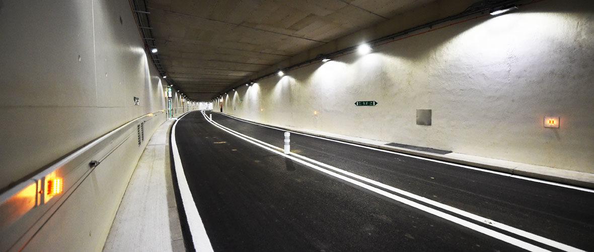 Feu vert pour le tunnel de la Voie Sud | M+ Mulhouse