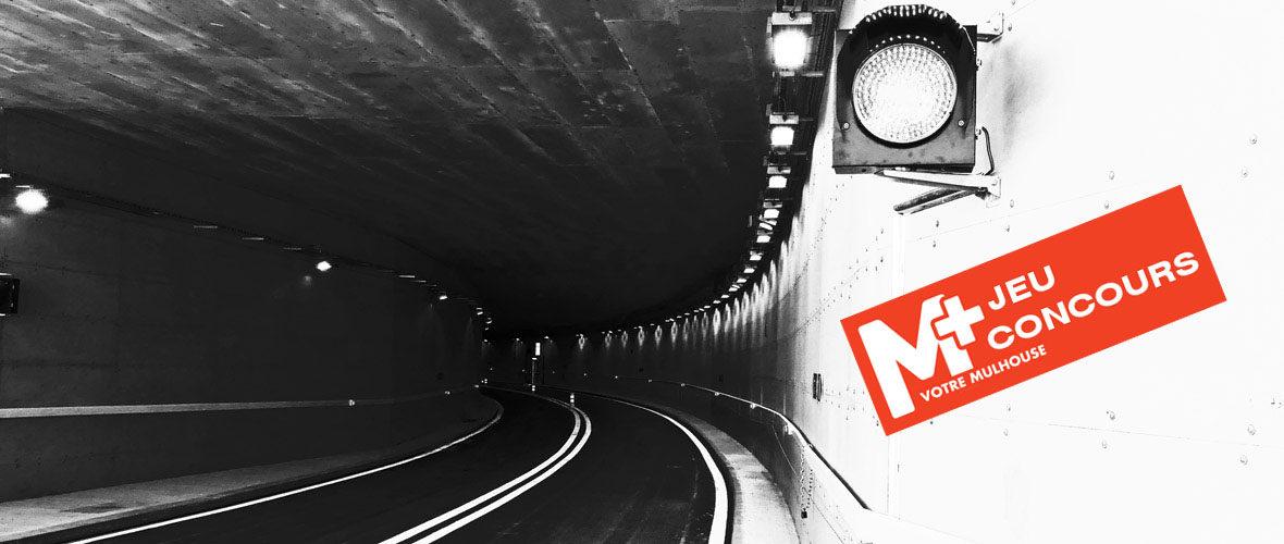 Ce week-end, on sort même dans un tunnel de 330 m !   M+ Mulhouse