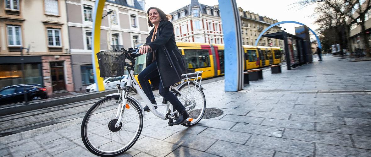 Le vélo à assistance électrique arrive à Mulhouse | M+ Mulhouse
